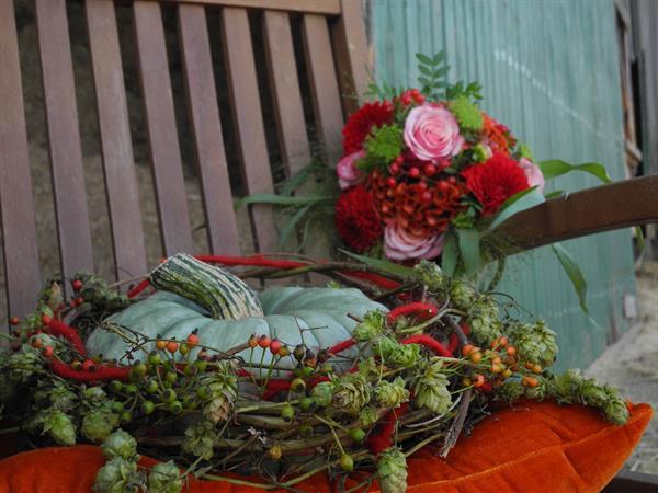 Hochzeiten Blumen Gestaecke Brautstraeusse Bluten Zauber Velbert