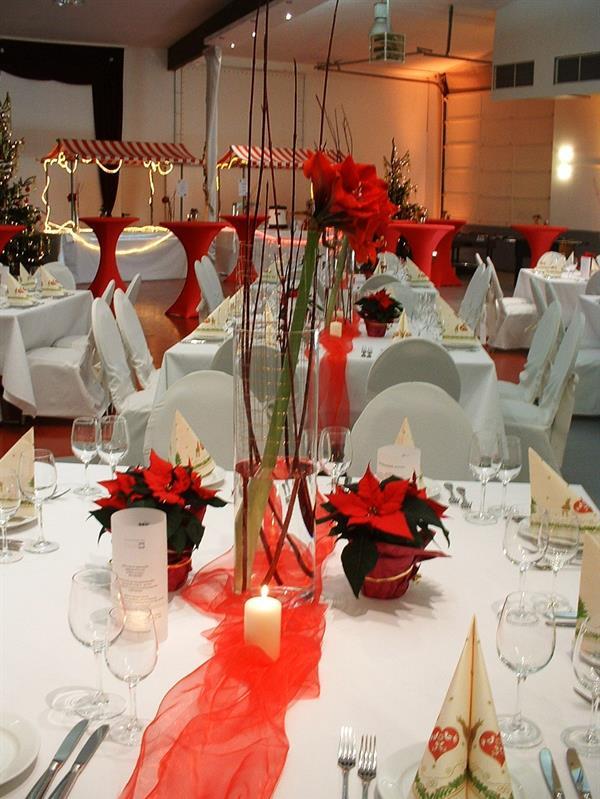 Weihnachtsfeier Dekoration.Blumen Gestecke Fuer Hochzeit Feiern Feste Blüten Zauber Velbert